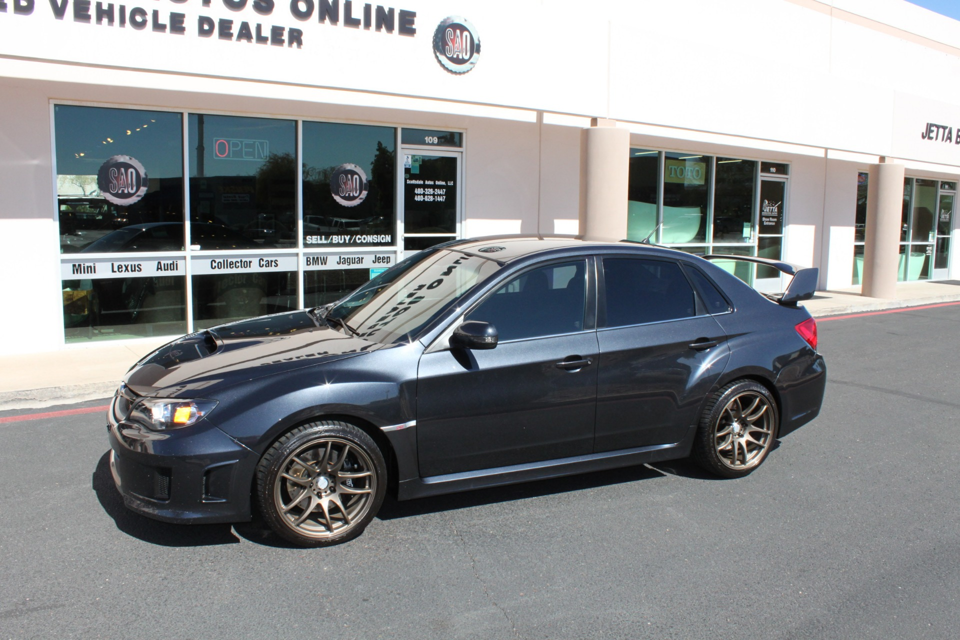 Used-2011-Subaru-Impreza-Sedan-WRX-STI-Dodge