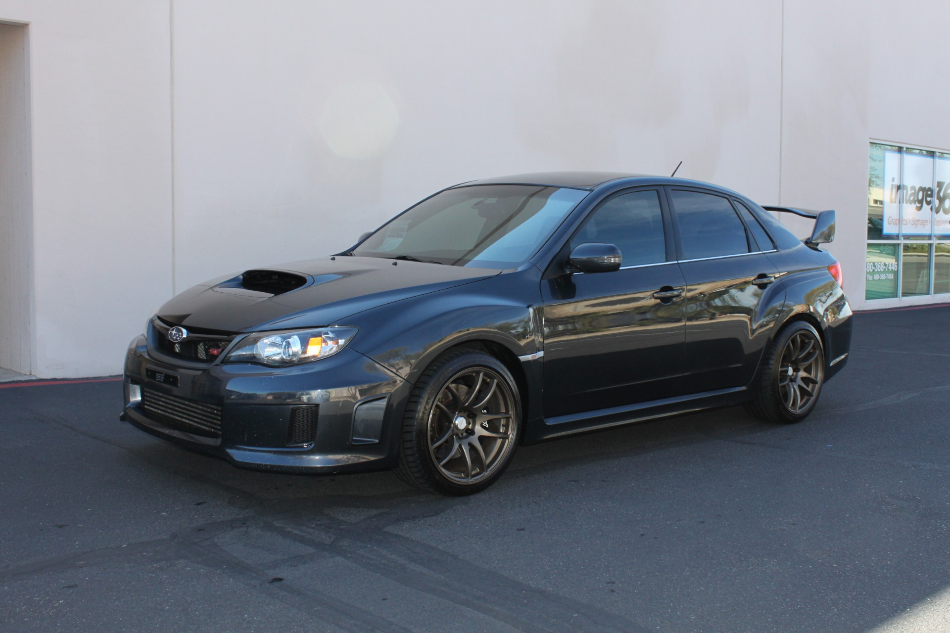 Used-2011-Subaru-Impreza-Sedan-WRX-STI-Ferrari