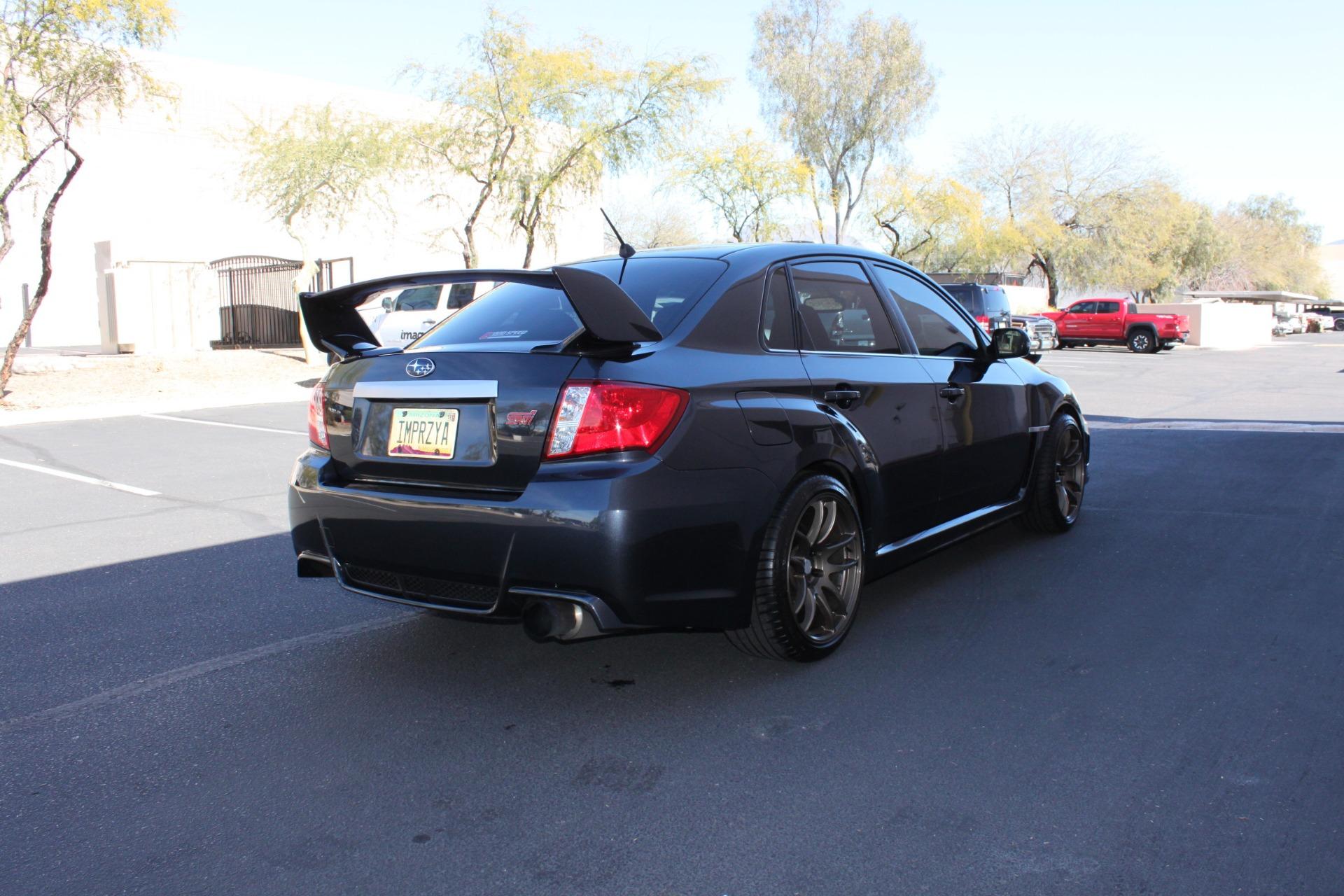 Used-2011-Subaru-Impreza-Sedan-WRX-STI-Tesla