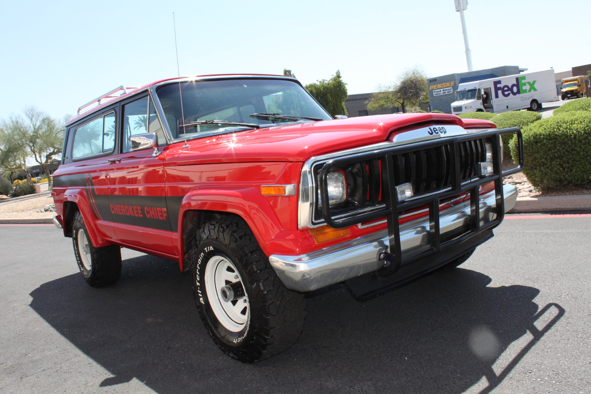 Used-1983-Jeep-Cherokee-4WD-Chief-Mercedes-Benz