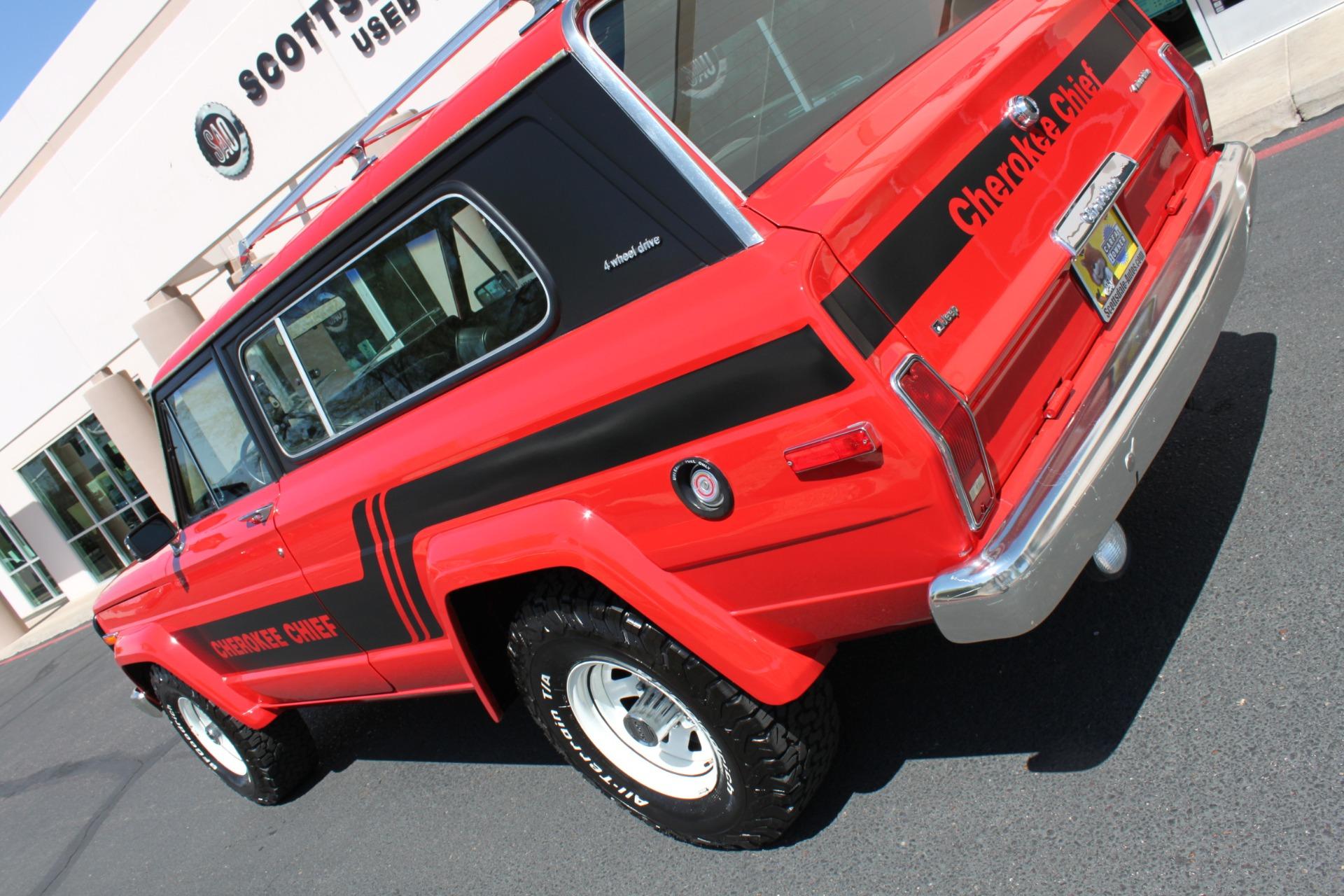 Used-1983-Jeep-Cherokee-4WD-Chief-4X4