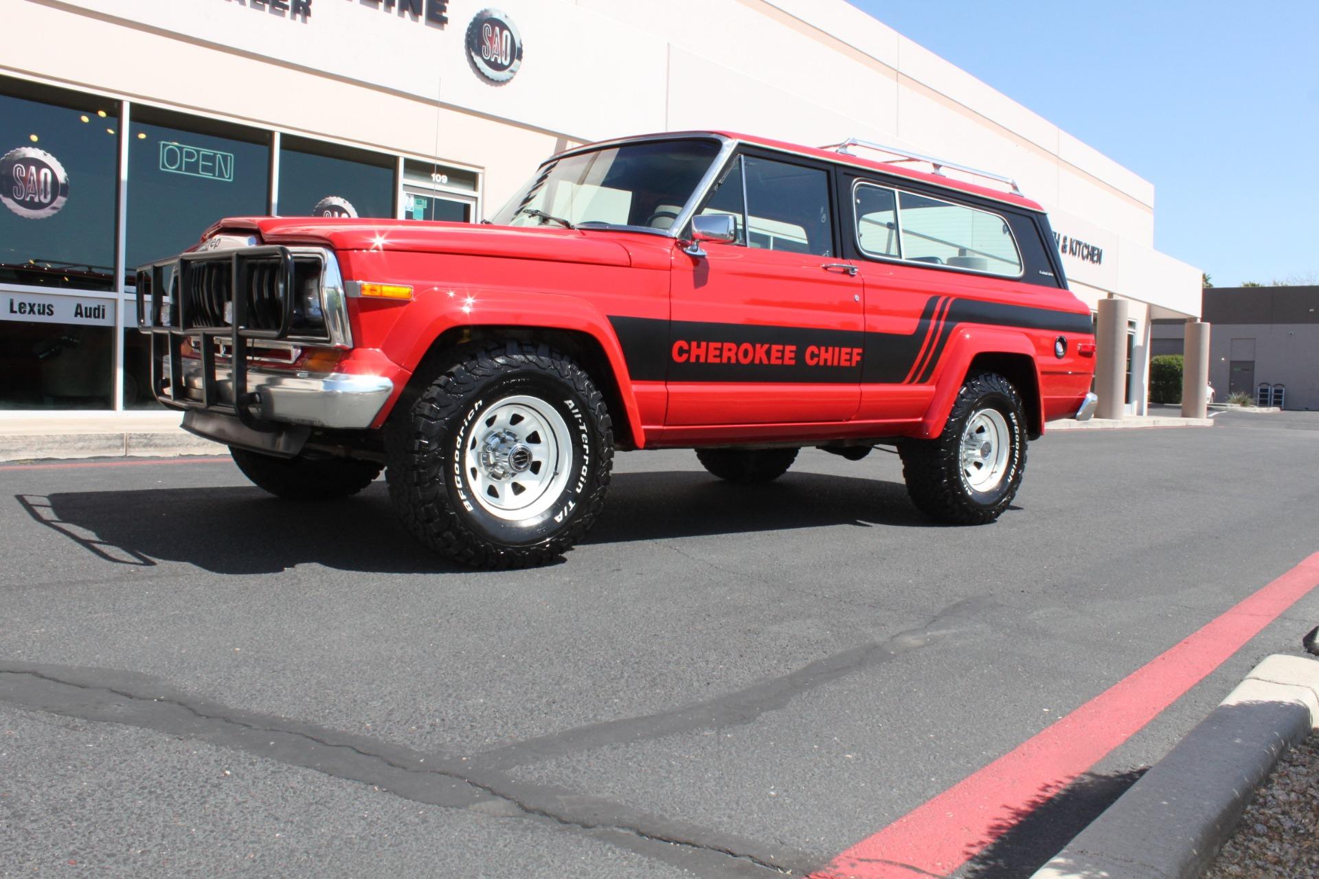 Used-1983-Jeep-Cherokee-4WD-Chief-Lexus