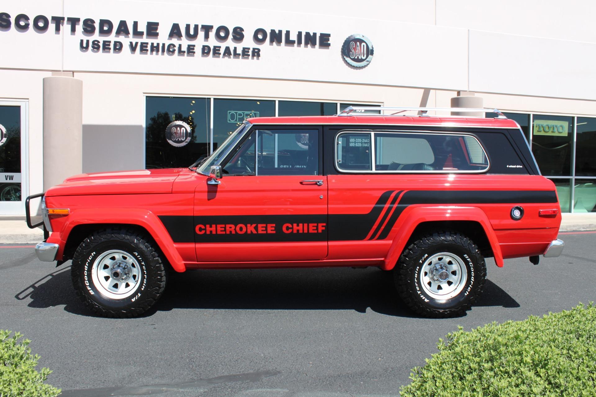 Used-1983-Jeep-Cherokee-Chief-4WD-Wagoneer