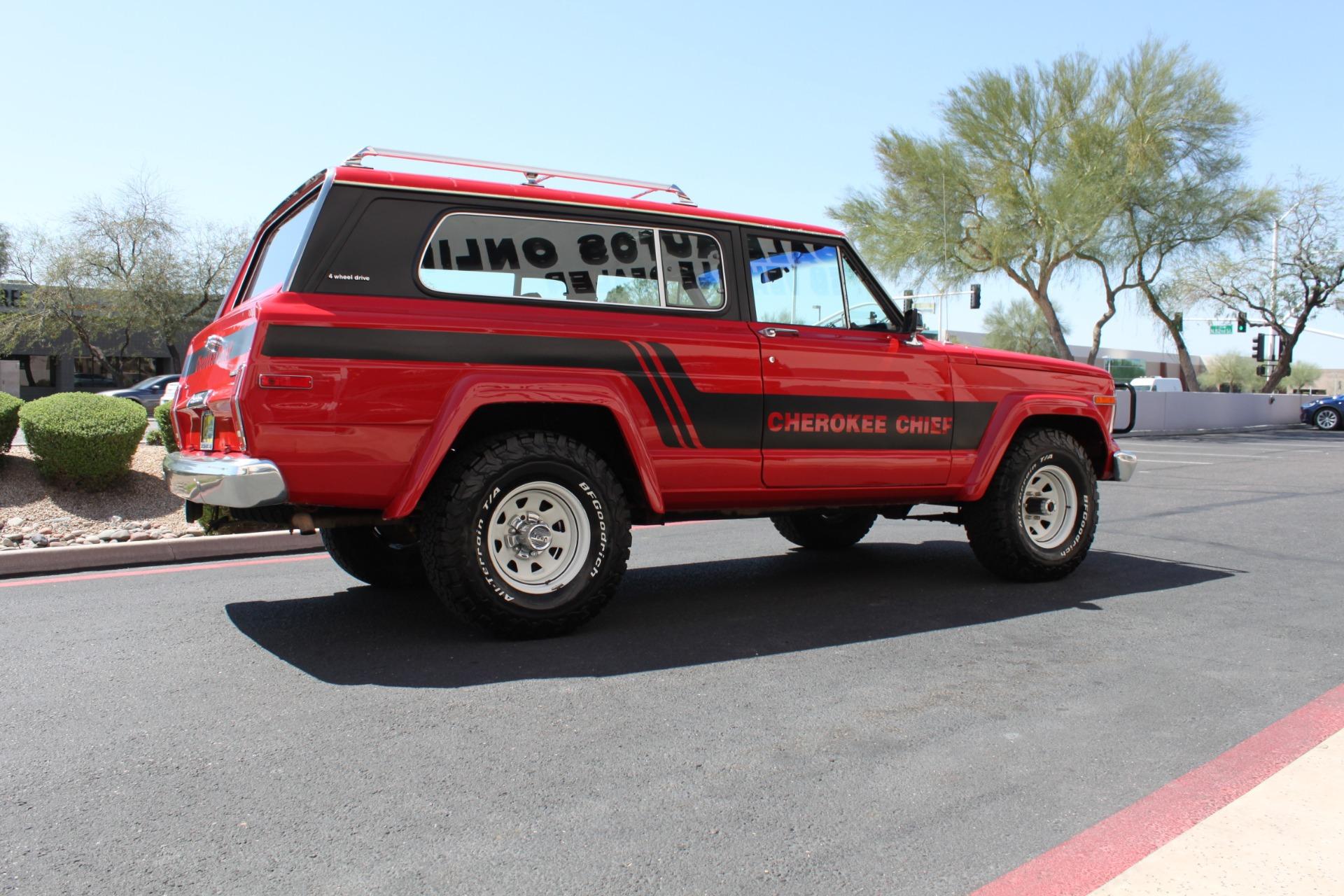 Used-1983-Jeep-Cherokee-4WD-Chief-Dodge