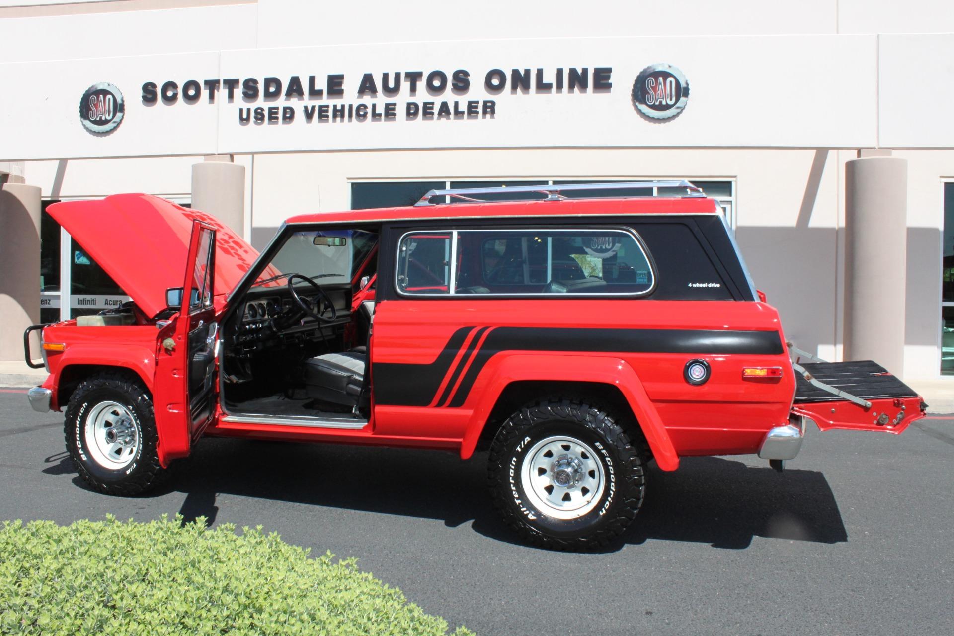 Used-1983-Jeep-Cherokee-Chief-4WD-Honda