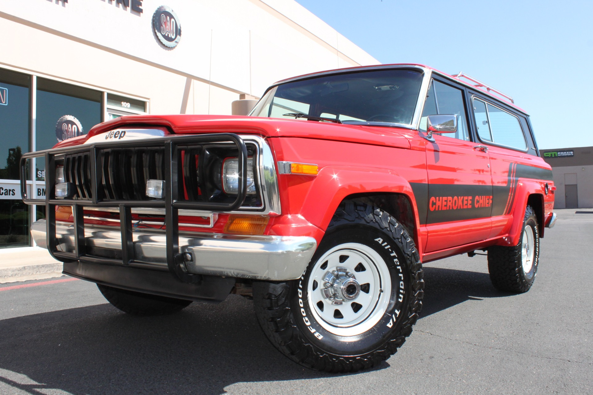 Used 1983 Jeep Cherokee <span>Chief 4WD</span> | Scottsdale, AZ