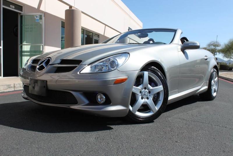 Used 2008 Mercedes-Benz SLK-Class <span>3.5L SLK350</span>   Scottsdale, AZ