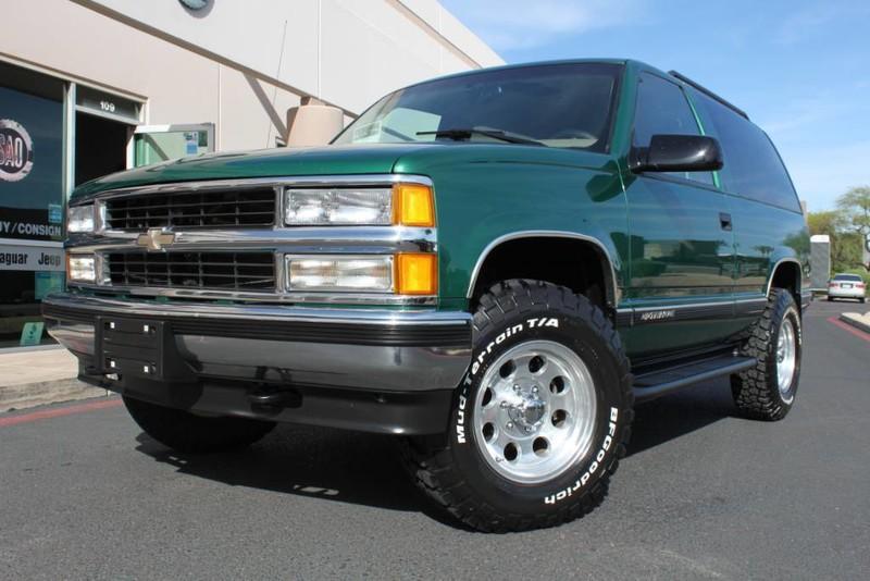Used 1999 Chevrolet Tahoe <span>LT 4X4</span>   Scottsdale, AZ